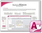 Vejledning i at skifte til Access 2010