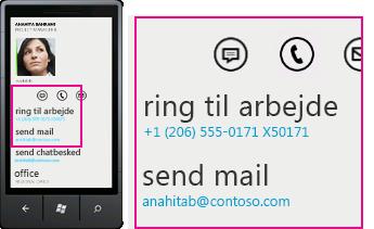 Lync til mobilklienter