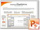 Vejledning i at skifte til PowerPoint 2010