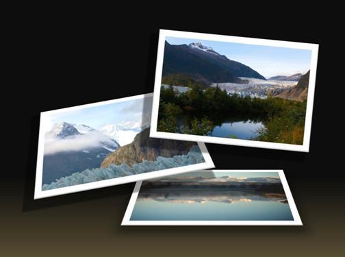 Vordefinierte PowerPoint-Fotoalbumvorlage