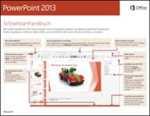 PowerPoint 2013 - Schnellstarthandbuch