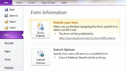 Customize a SharePoint list form