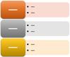 Vertical Block List SmartArt graphic layout