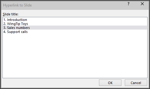 hyperlink to slide in another file dialog