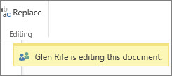 Multiple-author notification