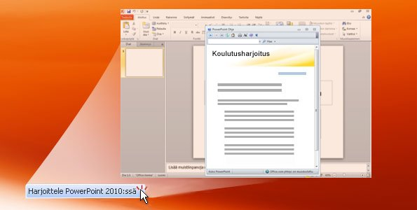 PowerPoint 2010 -harjoitus