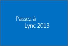 Découverte de Lync2013