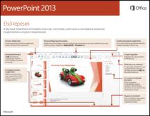 Első lépések a PowerPoint 2013-ban