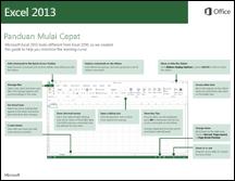 Panduan Mulai Cepat Excel 2013