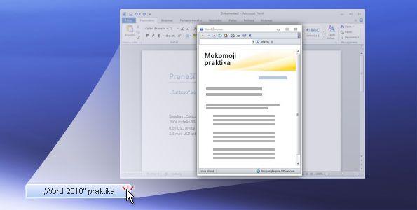 """Word 2010"" pratybos"