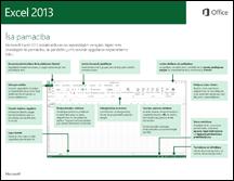 Excel2013 īsā pamācība