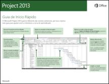 Guia de Início Rápido do Project 2013
