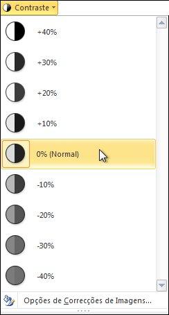 Contraste de vídeo