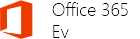Office 365 Ev simgesi