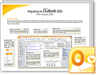 Průvodce migrací na aplikaci Outlook 2010