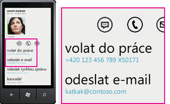 Lync pro mobilní klienty