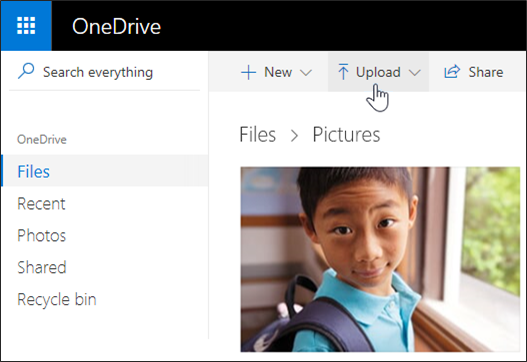 OneDrive.com-Upload