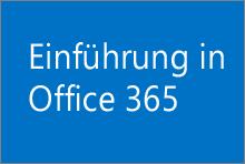 Einführung in Office 365