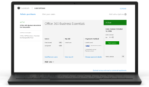 Billing in office 365 for business admin help office 365 - Company administrator office 365 ...