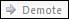 Demote button image