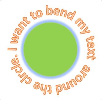 Tutorial Tuesday | Writing Text Around a Circle