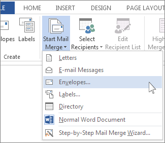 how to start a mail