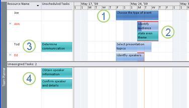 Team Planner graphic