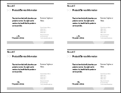invitation templates publisher