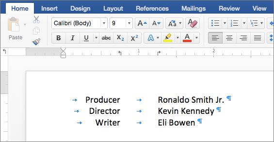 changer pdf en word sur mac
