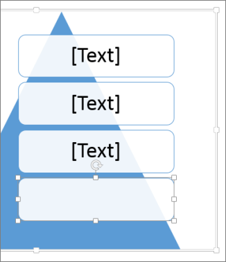 One more text box is added
