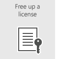 Free an Office 365 license by unassigning one from a user who doesn't need it.