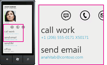 Lync for mobile clients