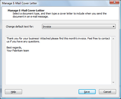 How To Send Application Letter Via Email