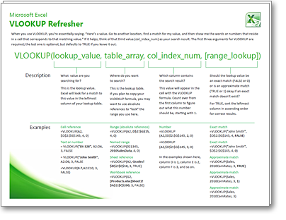 Thumbnail of QRC Refresher card