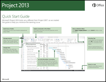 Project 2013 Quick Start Guide