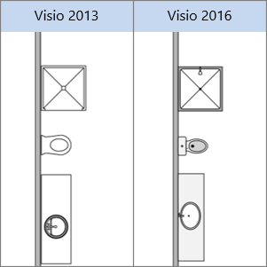 What 39 S New In Visio 2016 Visio
