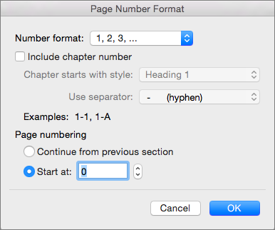 how to add a style separator in word 2016 mac