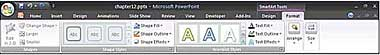 Figure 12.3 SmartArt Tools Format tab image