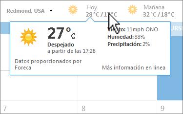 Barra de meteorología