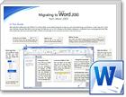 Word 2010:n siirtymisopas