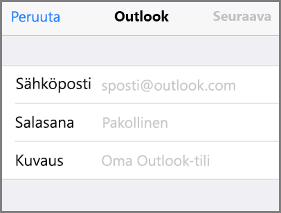 hotmail com sähköpostin luominen Viitasaari
