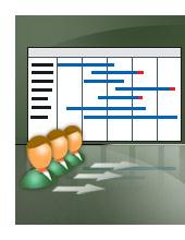 Image conceptuelle de configuration d'un projet.