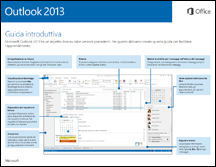 Guida introduttiva di Outlook 2013