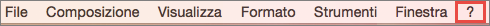 Verifica compatibilità nel menu Verifica documento