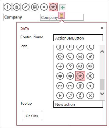 Tambah kawalan tersuai dalam aplikasi access