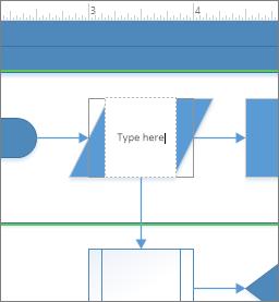 Legge til tekst i en figur