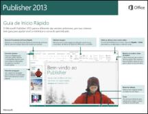 Guia de Início Rápido do Publisher 2013