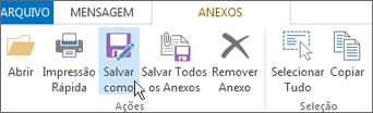 salvar como anexos