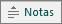 botão notas no PowerPoint