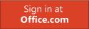 Inicie sessão em Office.com